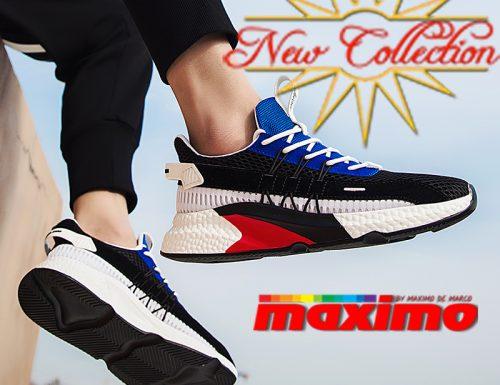 Le scarpe firmate Maximo De Marco