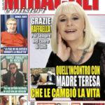 Raffaella Carra' : il ricordo di Maximo De Marco sul Settimanale Miracoli